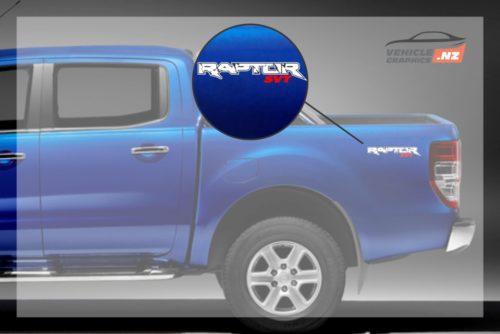 Ranger Raptor SVT Decal