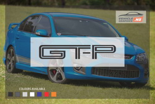 Ford Falcon GT-P Decal