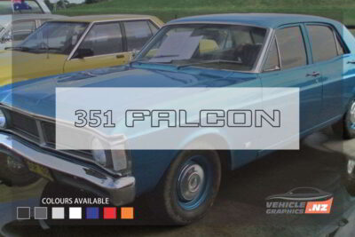 Ford 351 Falcon Decal