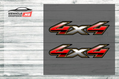 Gradient 4x4 Decal 35036