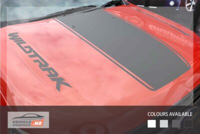 Ranger Wildtrak Bonnet Decal