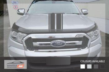 Ranger Bonnet Stripes Decal