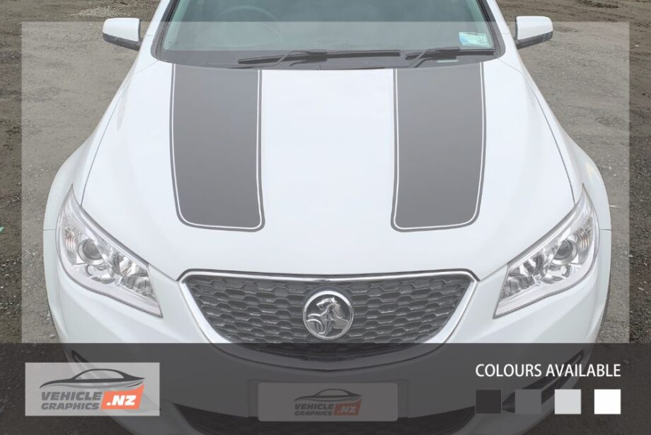 Holden Commodore Bonnet Decal