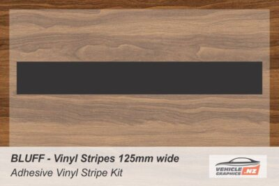 BLUFF Vinyl Stripe Kit for Cars, Utes and Trucks
