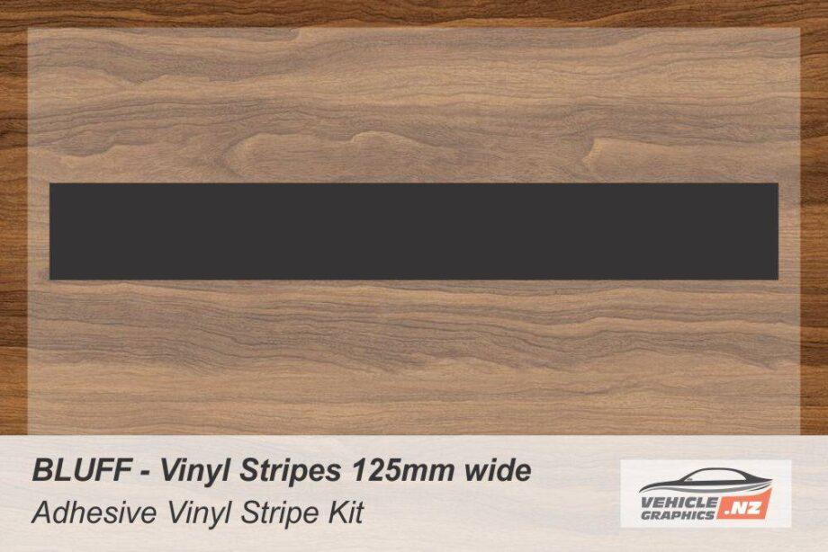 BLUFF Vinyl Stripe Kit for Cars, Utes and Trucks