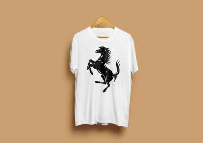 Prancing Horse T-Shirt
