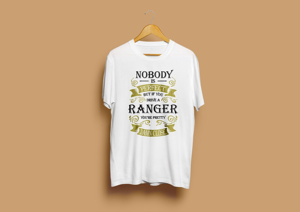 Nobody Is Perfect T-Shirt