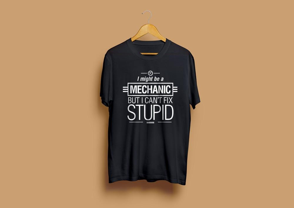 Fix Stupid T-Shirt