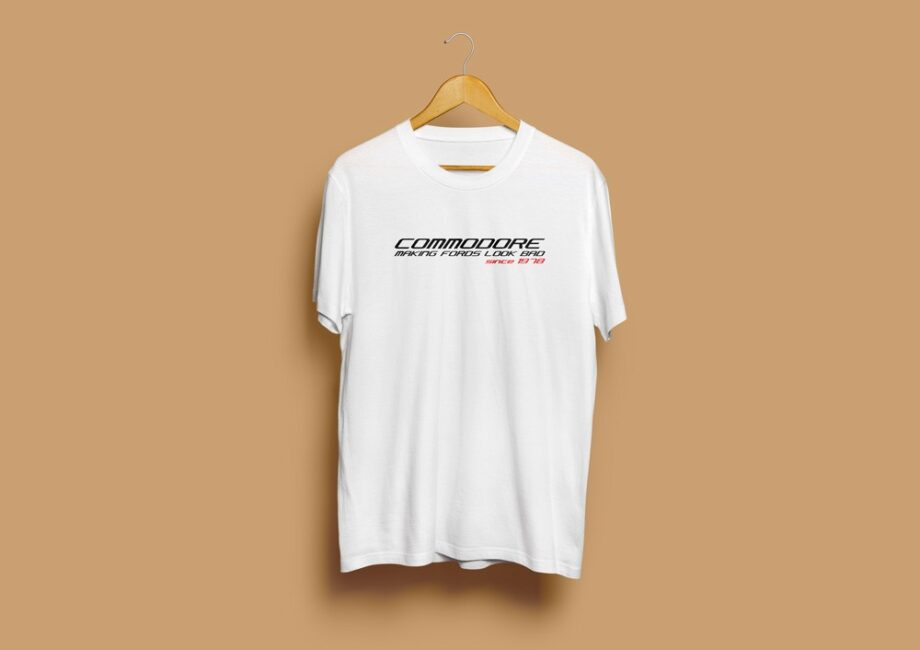 Commodore Vs Ford T-Shirt