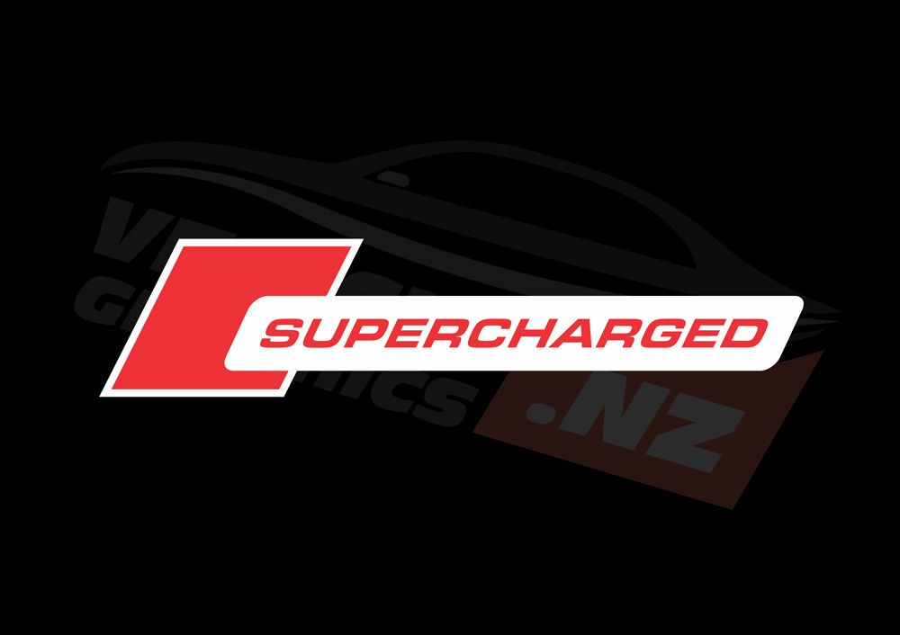 Supercharged T-Shirt