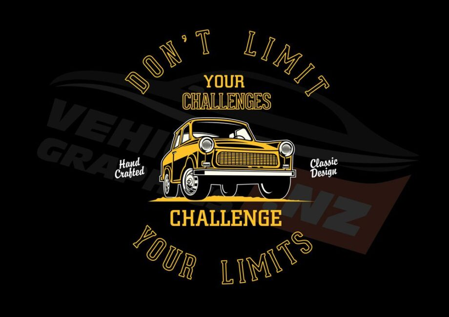 Challenge Your Limits T-Shirt