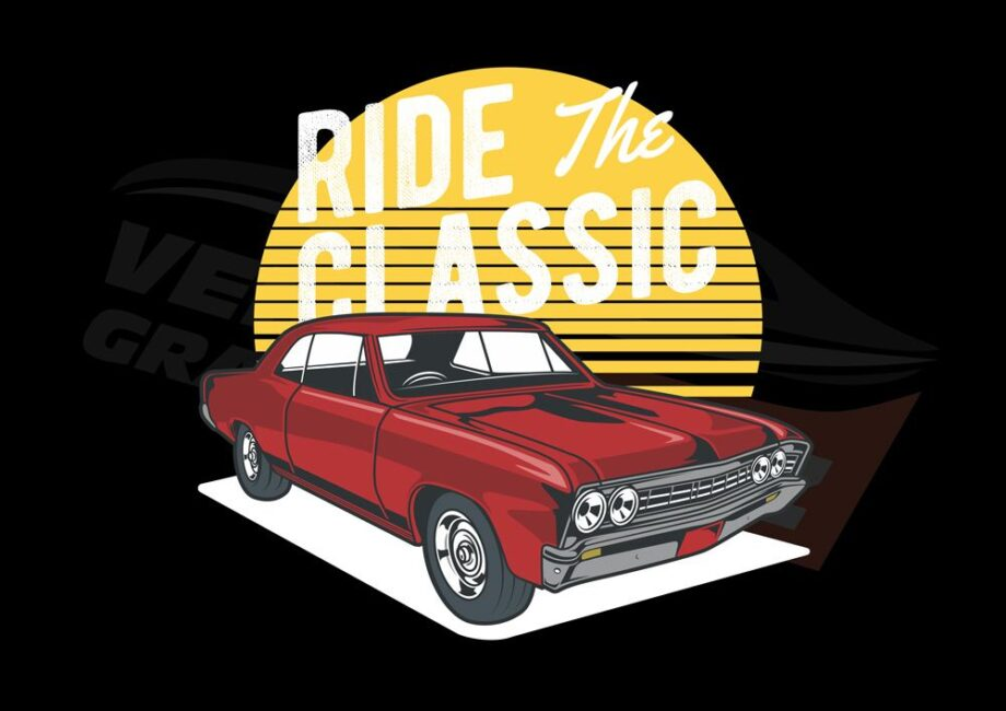 Ride The Classic T-Shirt