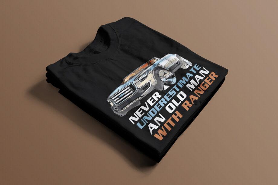 Never Underestimate T-Shirt