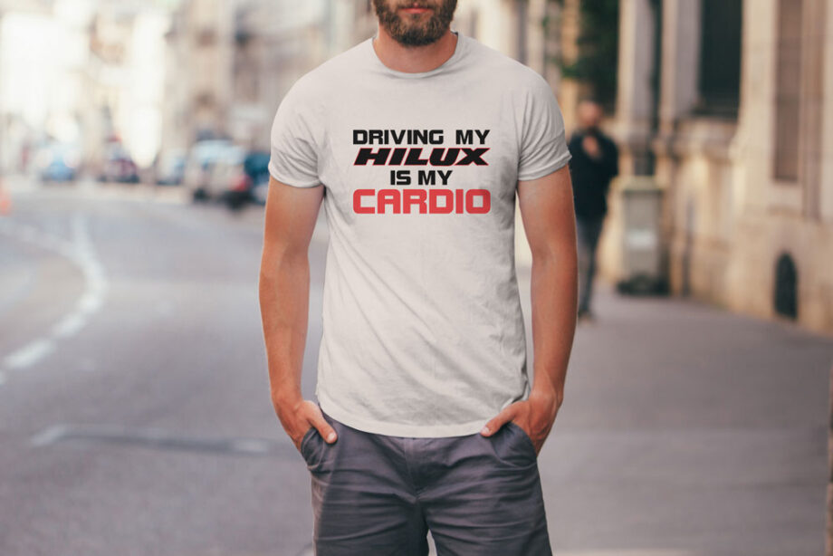 Driving Triton Cardio T-Shirt