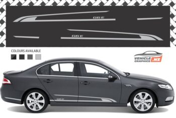 Ford Falcon G6E Side Stripes