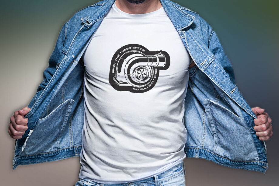 When The Turbo Spins T-Shirt
