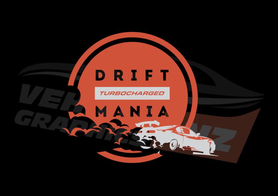 Drift Mania T-Shirt