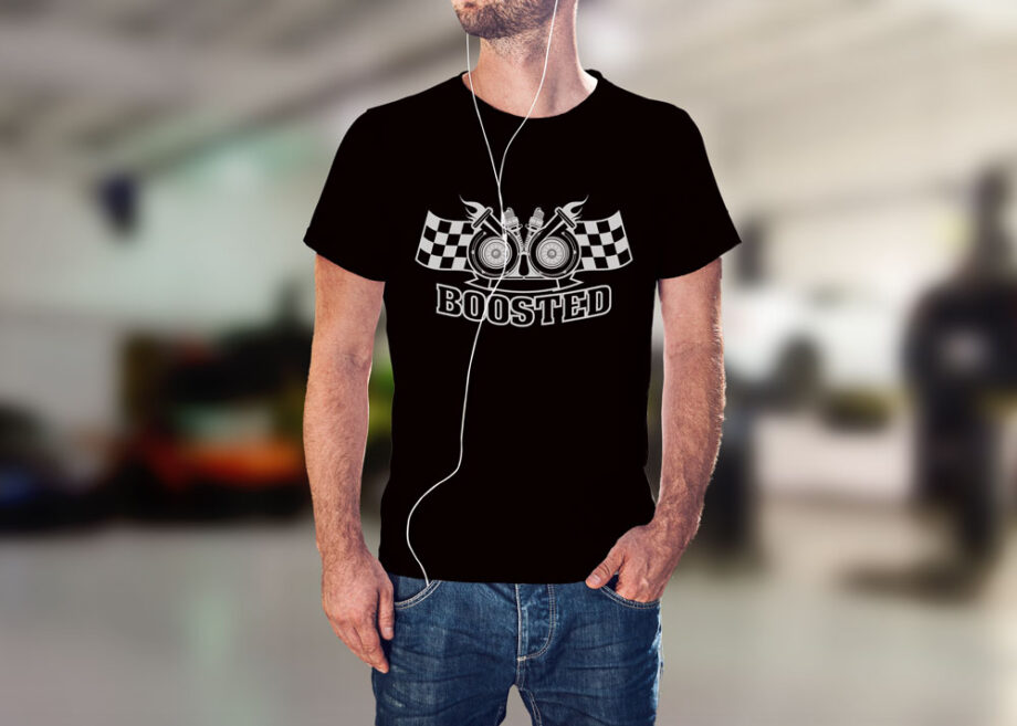 Turbo Boosted T-Shirt